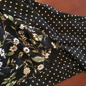 NWT Reversible Skirt